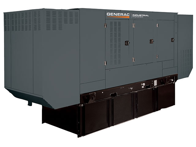 Generac Industrial Power Diesel Genset 150kW main 04