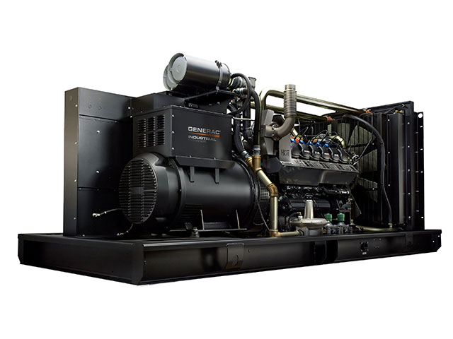 Generac Industrial Power Gaseous Genset 450kW main 01