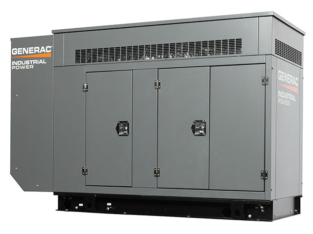 Generac Industrial Power Gaseous Genset 70kW main 04