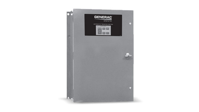 Generac Industrial Power Genset Transfer Switch HTS